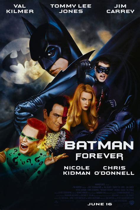 Batman Forever road to the rises batman forever 1995 batman robin 1997 a legally