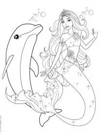 cartoons coloring pages barbie mermaid tale coloring pages
