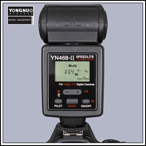 Flash Yongnuo For Canon yongnuo yn 468 ii yn468ii yn468 ii ettl e ttl flash speedlight speedlite for canon yongnuo store