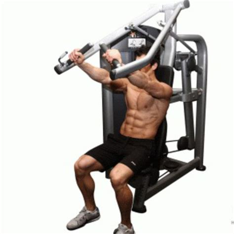 Incline Machine incline machine press exercise how to workout trainer