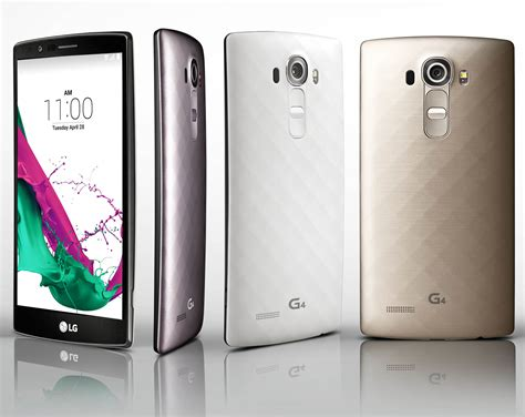 lg g4 lg g4 the most ambitious smartphone yet lg newsroom