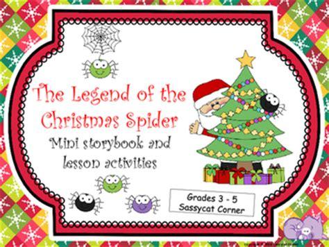 printable version christmas spider christmas ela legend of the christmas spider story