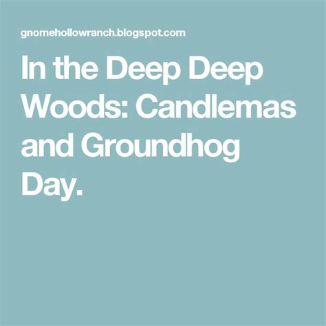 groundhog day deeper meaning 25 best ideas about groundhog day on