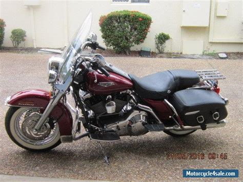 Harley Davidson Road King Classic For Sale by Harley Davidson Flhrc For Sale In Australia