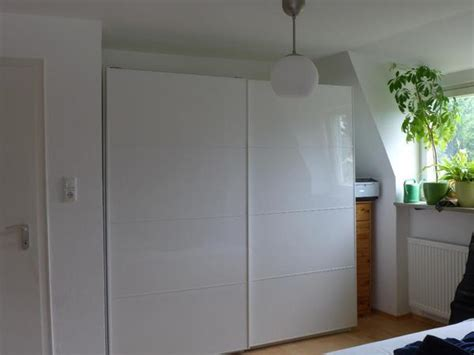 Kleiderschrank 3m Breit Günstig by Ikea Kleiderschrank Wei 223 Mit Schiebet 252 Ren Tesoley