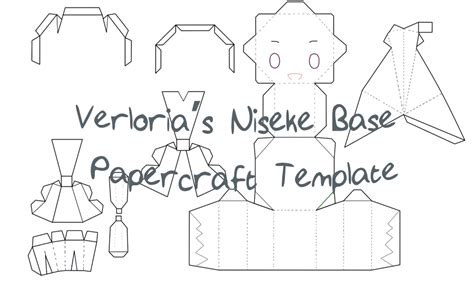 Papercraft Base - papercraft base related keywords papercraft base