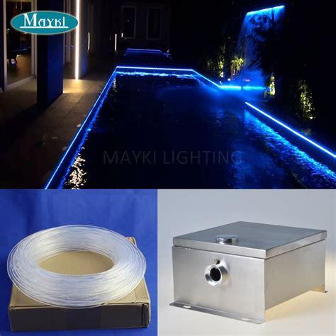 fiber optic pool lighting 25 best swimming pool fiber optic lighting images on