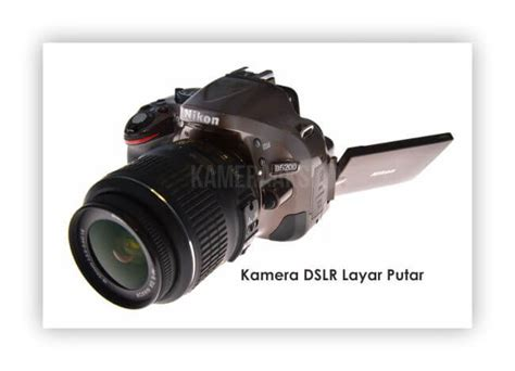 Kamera Nikon D5200 Paling Murah rekomendasi kamera dslr layar putar murah kameraaksi