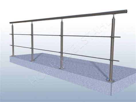 edelstahl balkon edelstahl bausatz innen au 223 en gel 228 nder balkon treppe 2 x