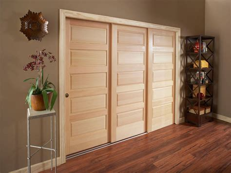 What To Do With Sliding Closet Doors Bypass Closet Doors Roselawnlutheran