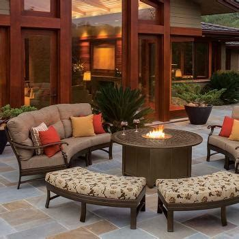 Out On The Patio Lubbock by Tropitone Ravello Cushion Lubbock Midland Ruidoso