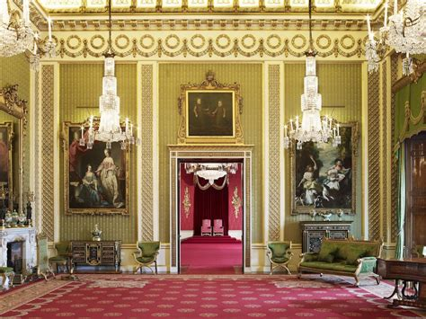 buckingham palace throne room photos of buckingham palace s state rooms business insider