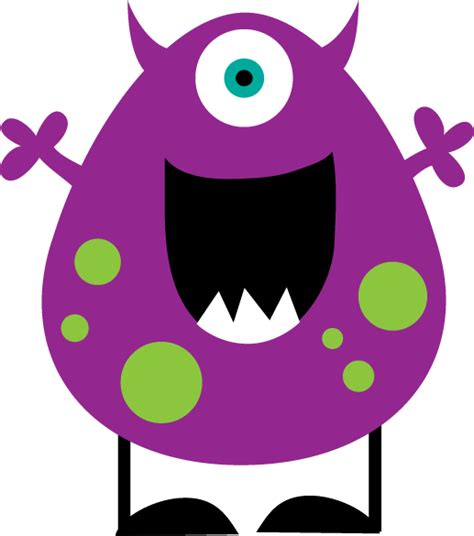 monsters free clipart 0 clipartix