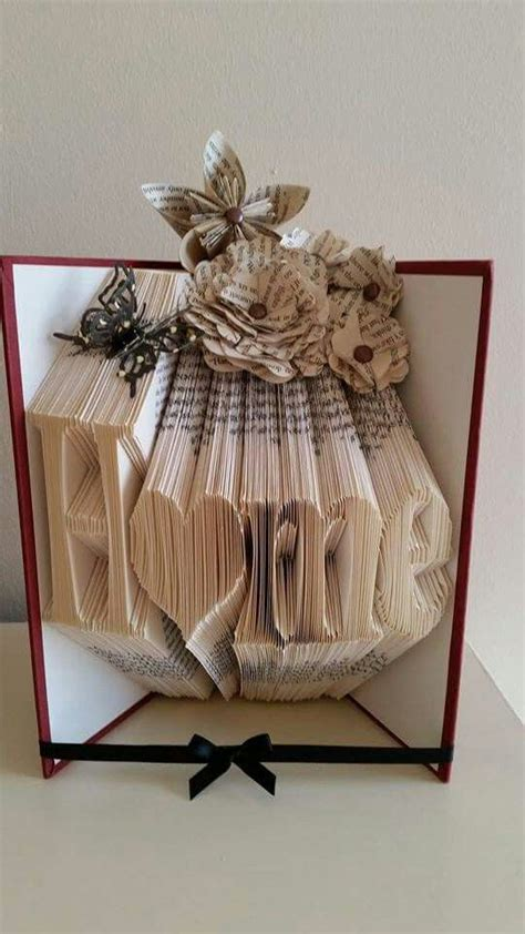 Folding Paper Books - home with a book fold folded book