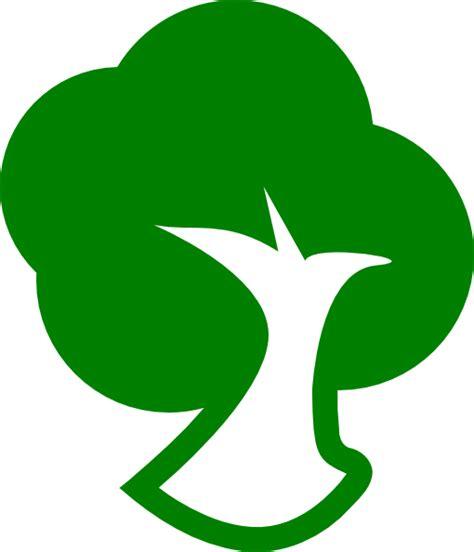 clipart albero albero verde clip at clker vector clip