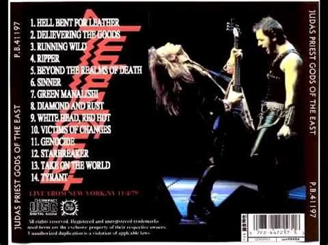 judaspriest news judas priest live in new york city 1979 11 04 youtube