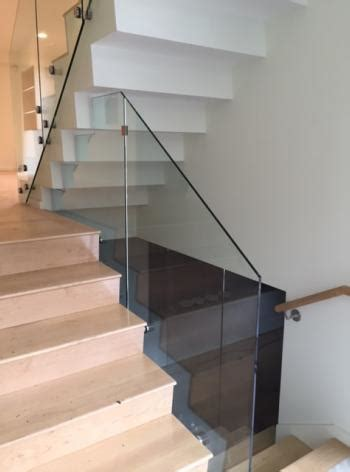 Atlantic Shower Door Glass Handrail Systems Atlantic Shower Door