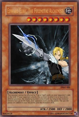 card deck creator ygo card maker alchemist deck card 1 by edwardelricftw on