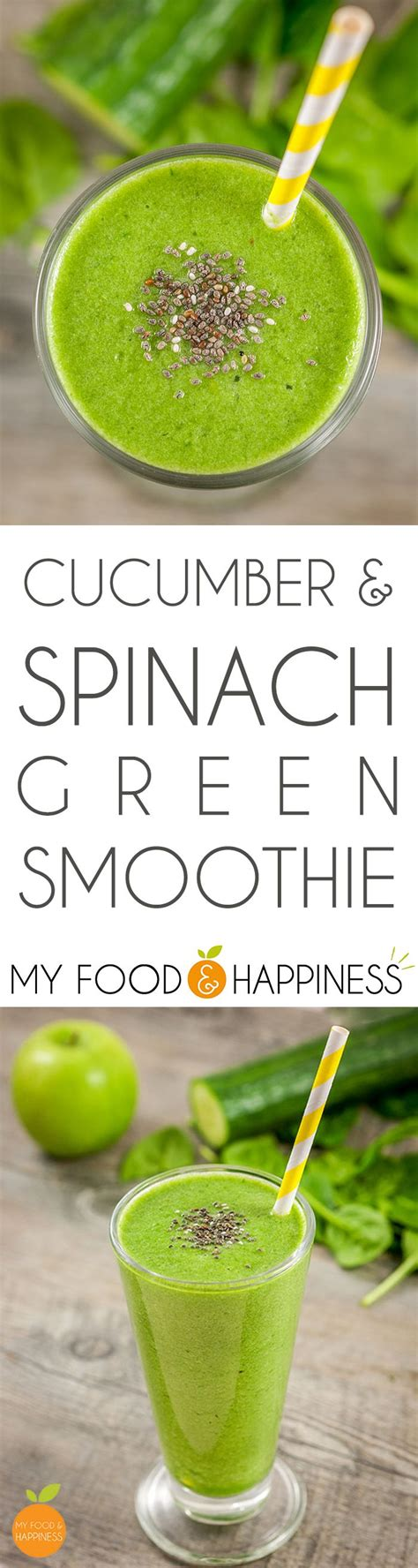Spinach Cucumber Detox Smoothie by 25 Best Ideas About Green Smoothie Cleanse On