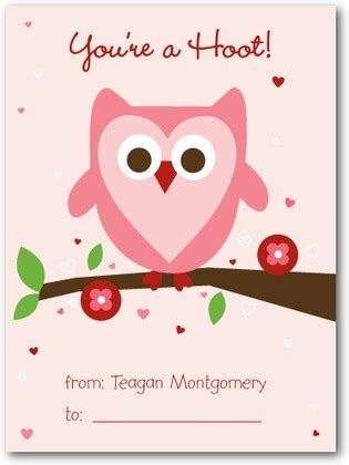cards for toddlers owl s day cards for in chenille