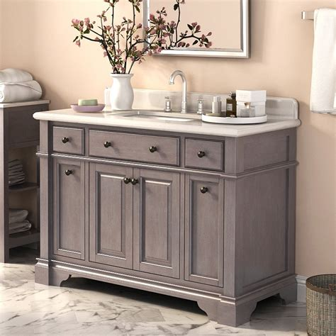 bathroom single sink vanity cabinet interior chalk paint bathroom cabinets grey bathroom