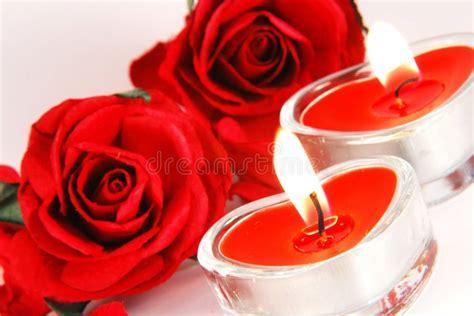 candele romantiche candele romantiche immagine stock immagine di festa data