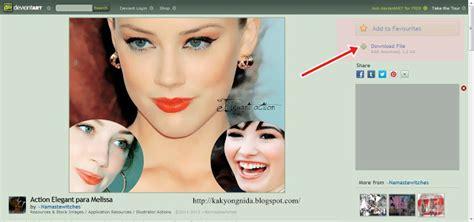 tutorial edit gambar guna photoshop nida husna tutorial cara edit gambar guna photoshop