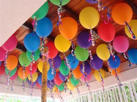decoracion en globos decorar fiestas con globos