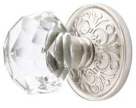 Crystal door knob shop glass door knobs at homestead hardware com