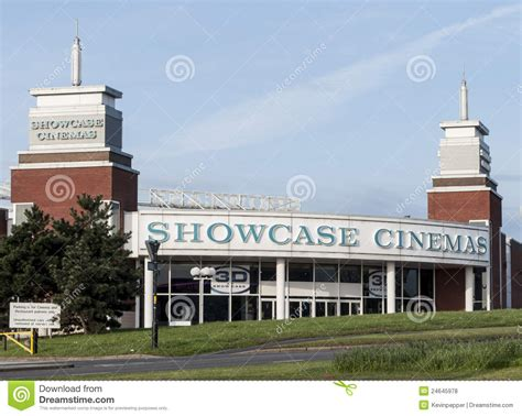 Showcase Cinema Gift Card Terms And Conditions - showcase cinema building editorial stock photo image 24645978