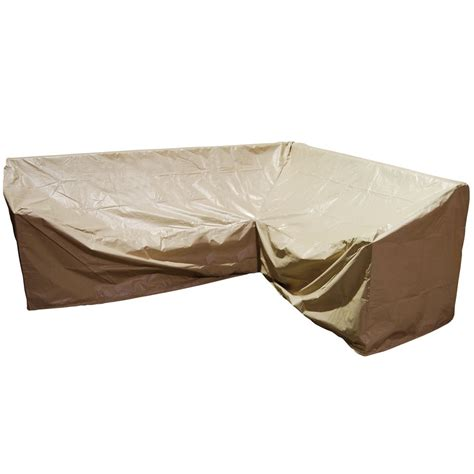sectional cover l shaped patio sectional cover icamblog