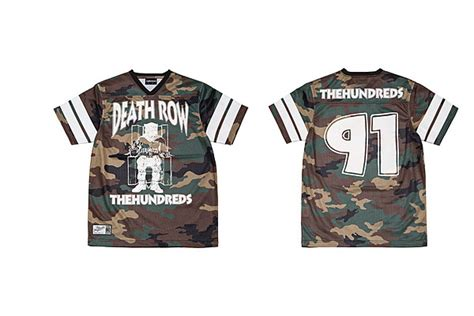 Row Records 2016 The Hundreds Celebrates Row Records 25th Anniversary With Limited Capsule