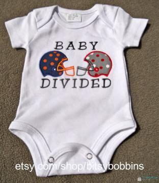 alabama onesies for babies house kid or baby divided any teams onesie or t shirt