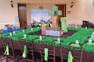 minecraft table decorations minecraft planning ideas supplies idea cake gaming