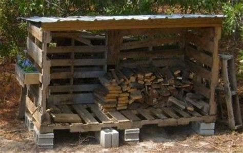 How To Build A Wood Shed From Pallets by Wood Pallet Storage Shed Pallets Designs