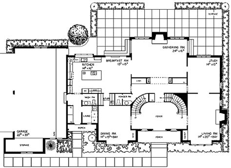 grand floor plans tudor manor with grand double staircase 81120w 2nd