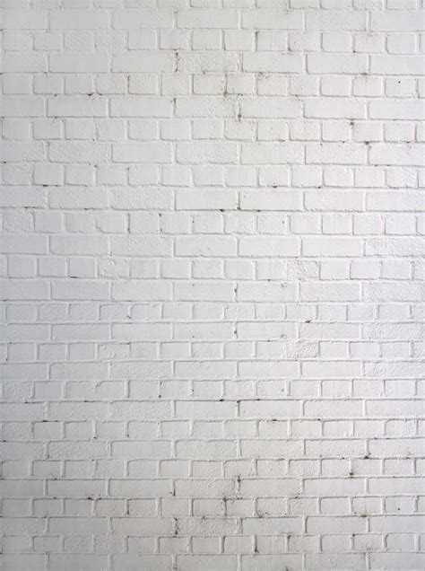 White Brick Wall Photography Backdrop   1522 ? Backdrop Outlet