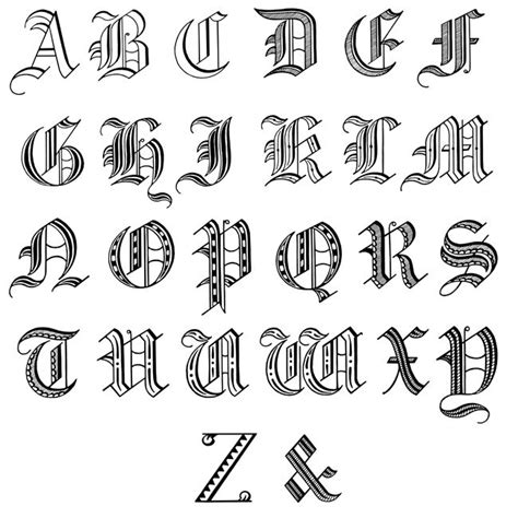 printable abjad abjad graffiti alphabet