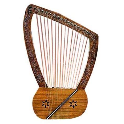 imagenes de instrumentos musicales egipcios lira arpa