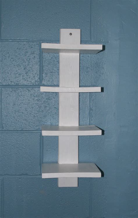 Bathroom Shelves White White Bathroom Shelf Diy Projects