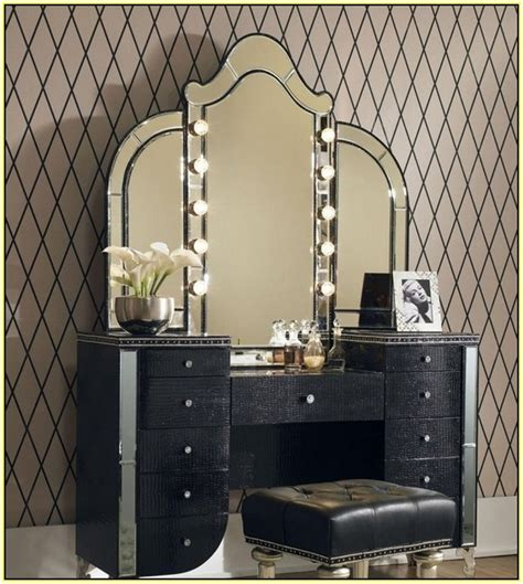 light up vanity table shanti designs lighted vanity table