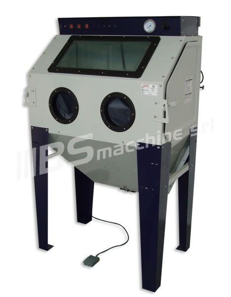 cabina sabbiatura usata vendita macchine utensili usate sabbiatrice ponte