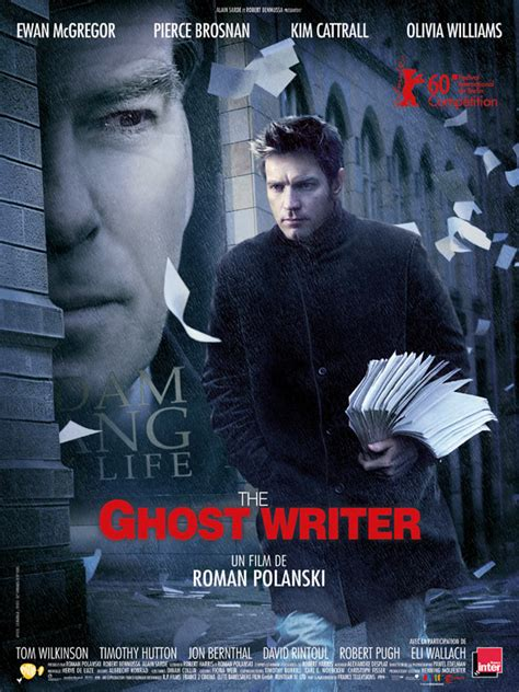 Film Ghost Writer Streaming | the ghost writer film 2010 allocin 233