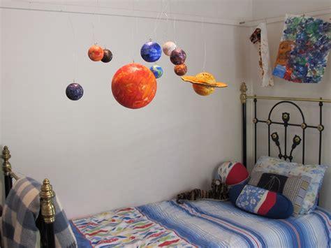 solar system wallpaper kids room gallery