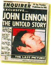 john lennon biography summary the brainwashed housewife the non assassinated john