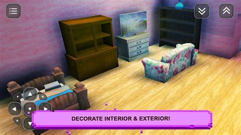 home design simulation games sim girls craft home design mod android apk mods