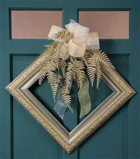 think outside the frames frameless photo display ideas picture frame wreath think outside the box create