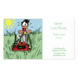 mowing business cards lawn mowing business card zazzle