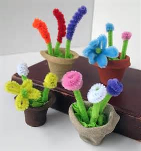 flower pot crafts styrofoam cup mini flower pots crafts by amanda