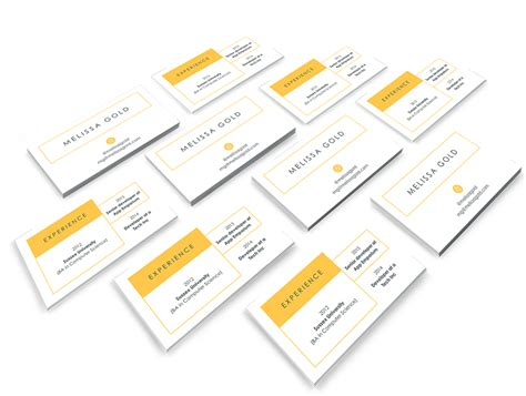 office 2000 business card template land your